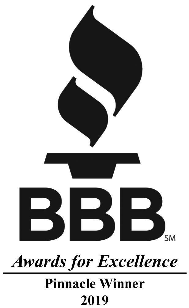 Aftermath Services BBB Business Pinnacle Winner 2019