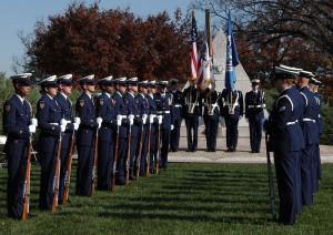 Veterans Day Ceremony 2008