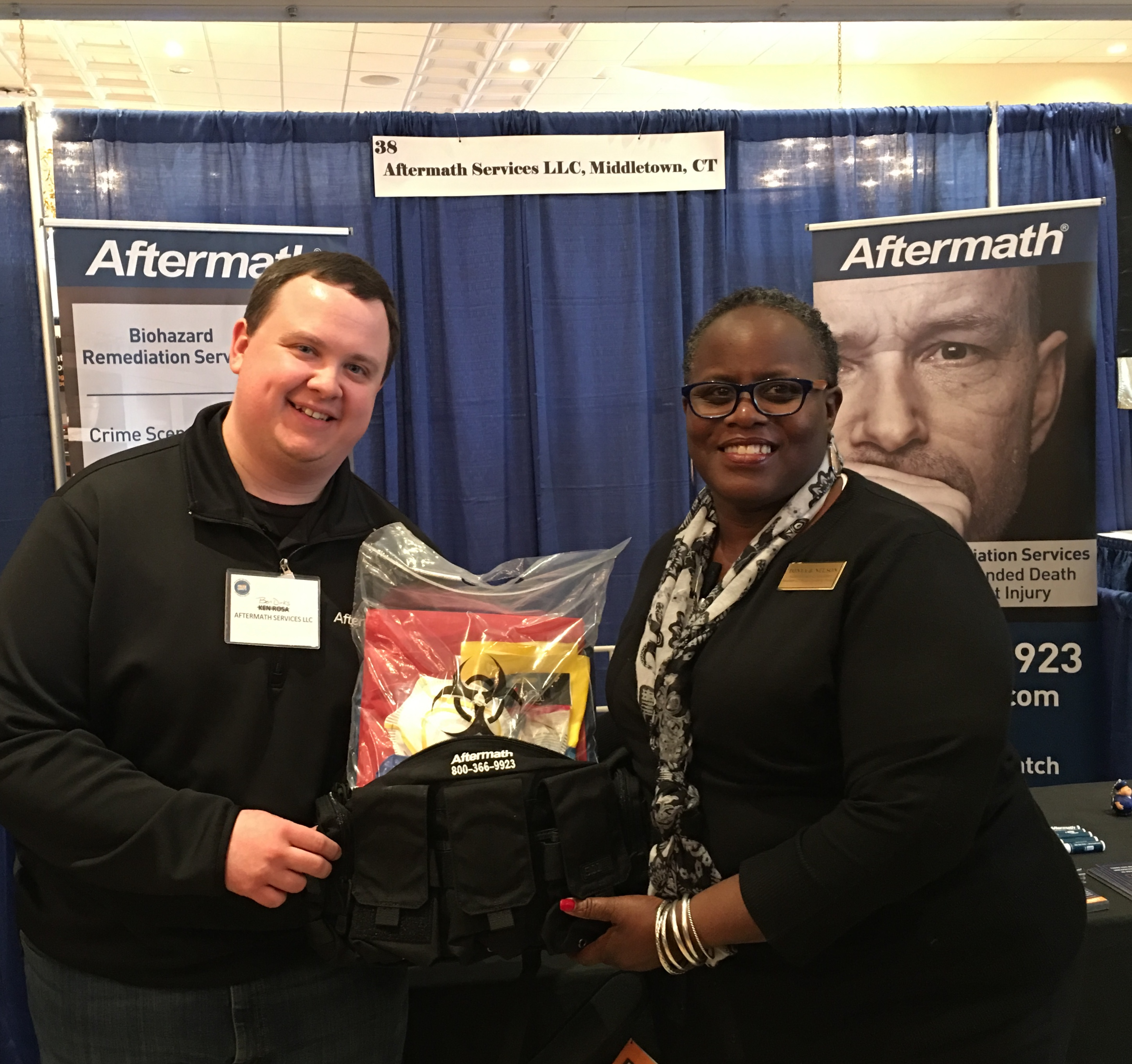 CPCA 2019 Conference Prize Winner Tonya Nelson of Southern CT State University PD