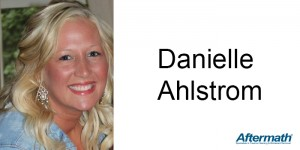 Danielle Ahlstrom from Aftermath crime scene clean up.