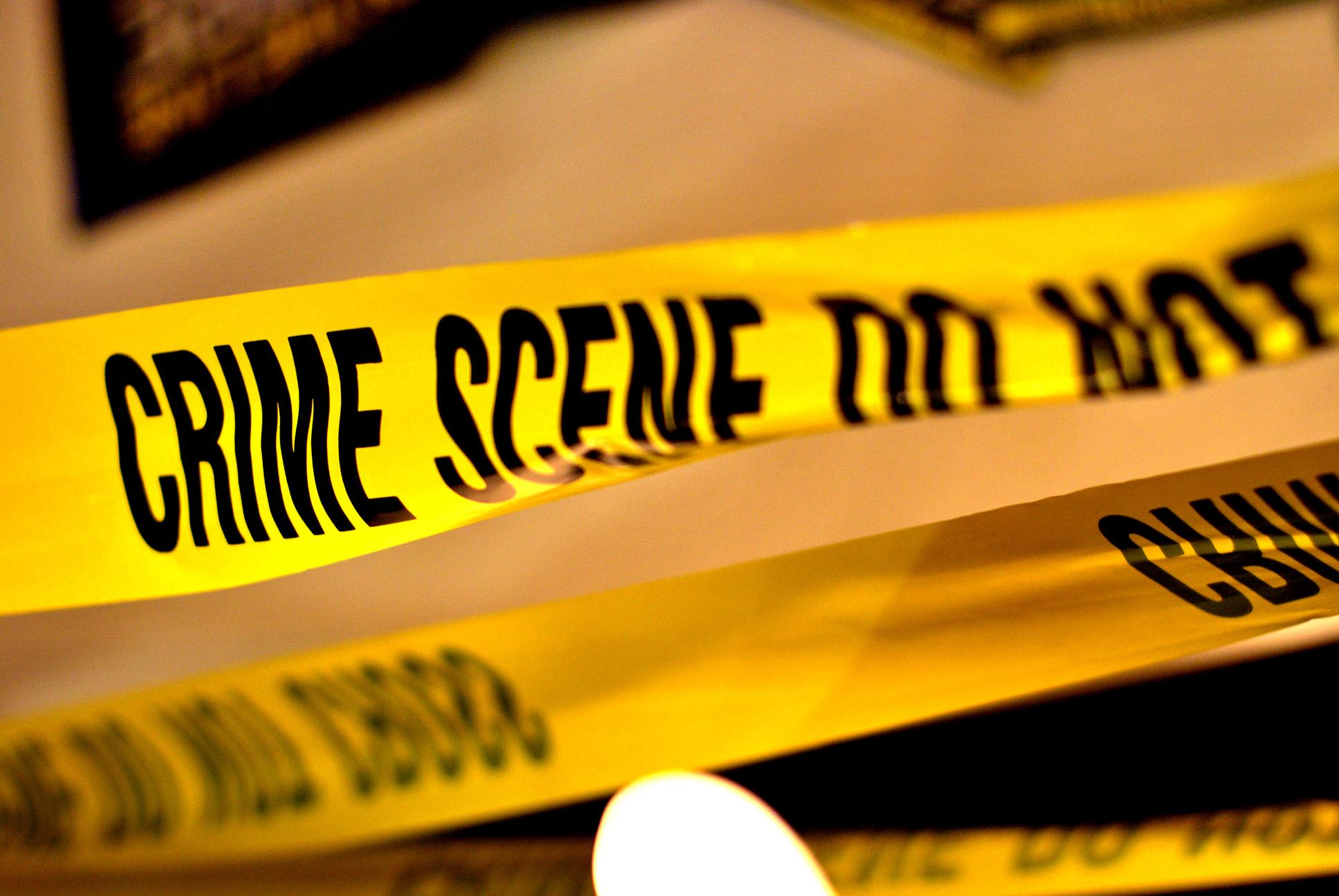 Do Not Cross: Crime Scene Tape