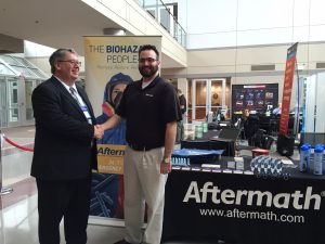 Aftermath visits the 2016 IDIAI Conf.