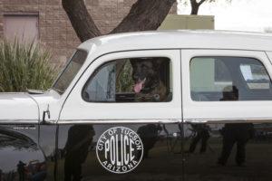 K9 Officer Kiro of Tucson Police Department