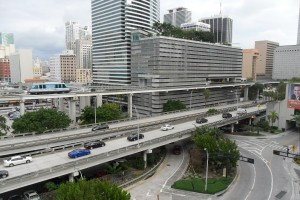 Downtown Miami, FL.