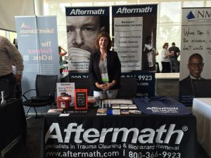 Aftermath attends the NC International Assoc. for Identification Conf.