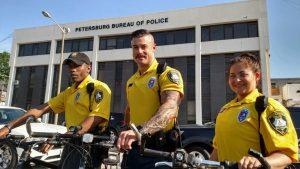 Petersburg Bureau of Police 2018 PPE Contest Winners.