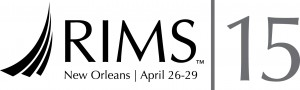 RIMS 2015 Conf. logo.