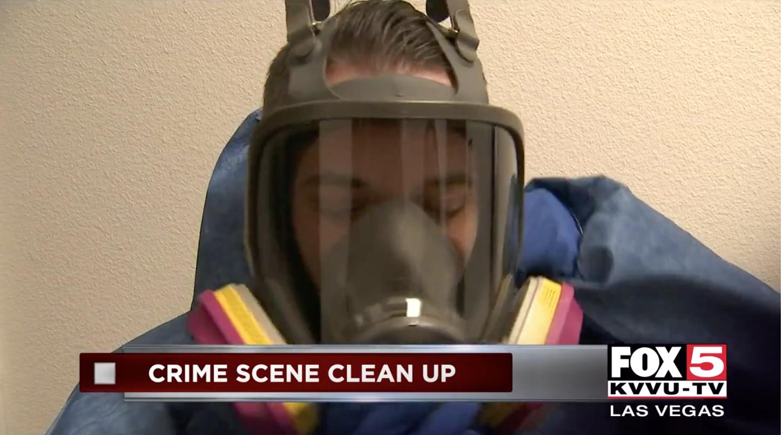 crime scene cleanup in las vegas