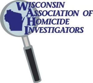 Wisconsin Assoc. of Homicide Investigators logo.