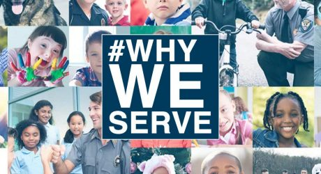 Why We Serve: Aftermath Sponsors $5000 Service Grant