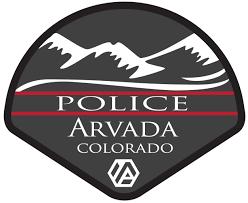 Arvada Colorado Police Logo