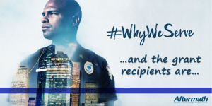 #WhyWeServe: and the grant recipients are...