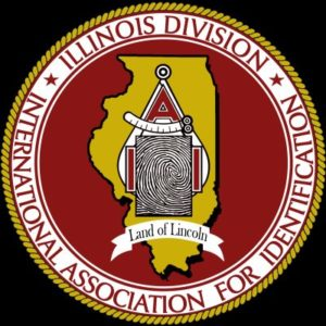 Illinois Div: International Assoc. for Identification seal.