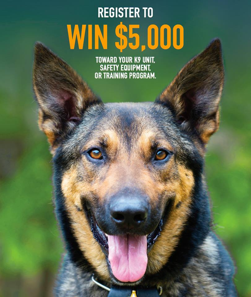 K9 Contest: Register to Win $5000.