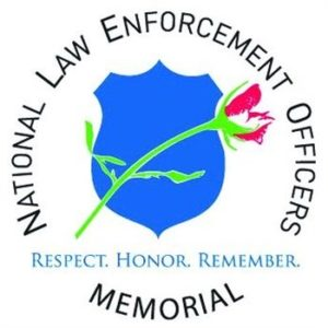 National Law Enforcement Officers Memorial Logo