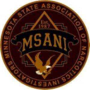 Minnesota State Assoc. of Narcotics Investigators Conference logo.