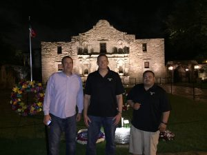 Aftermath visits the Alamo for PLRB 2016.
