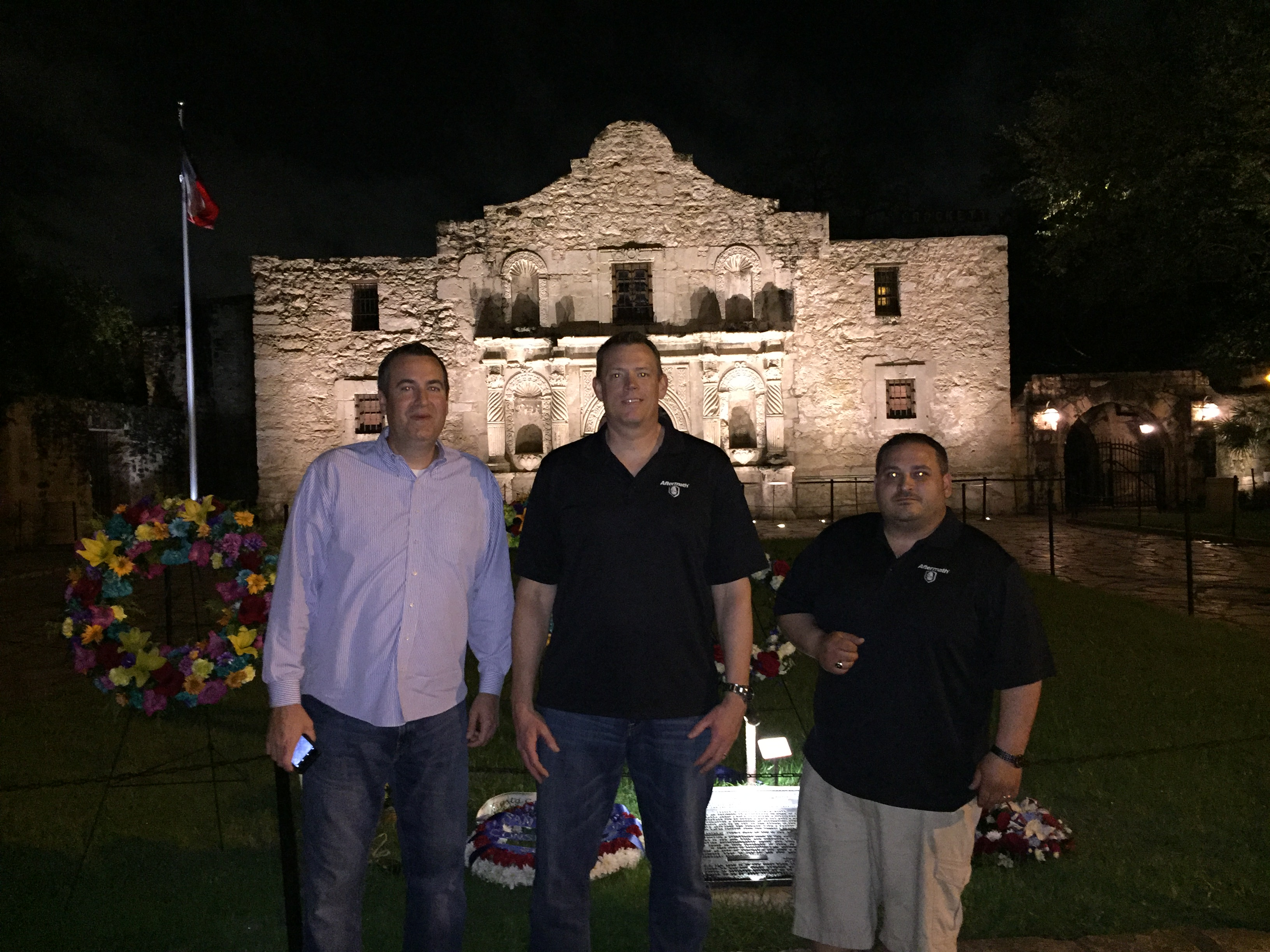 Aftermath Attends the 2016 PLRB Claims Conference in San Antonio