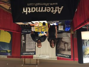PLRB 2016 Aftermath Booth.