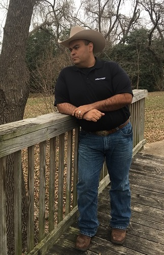 Senior Manager of Law Enforcement Relations, Rolando Barrientez, of Aftermath Texas