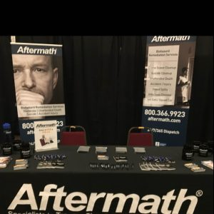 Our Aftermath Arizona team attends the AACOP Conference.