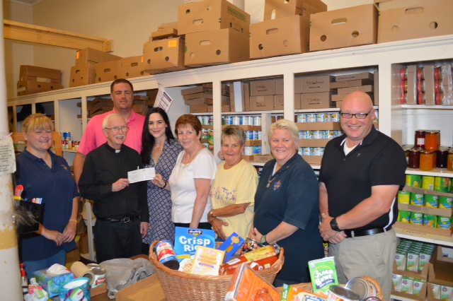 Food Pantry Spencer Ma
