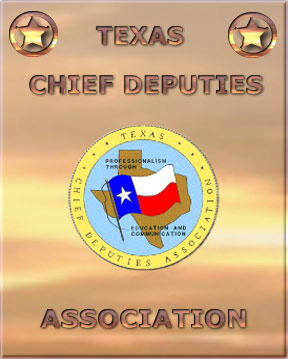 2018 Texas Chief Deputies Assoc. Conf. Logo