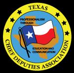 Texas Chief Deputies Assoc. Logo